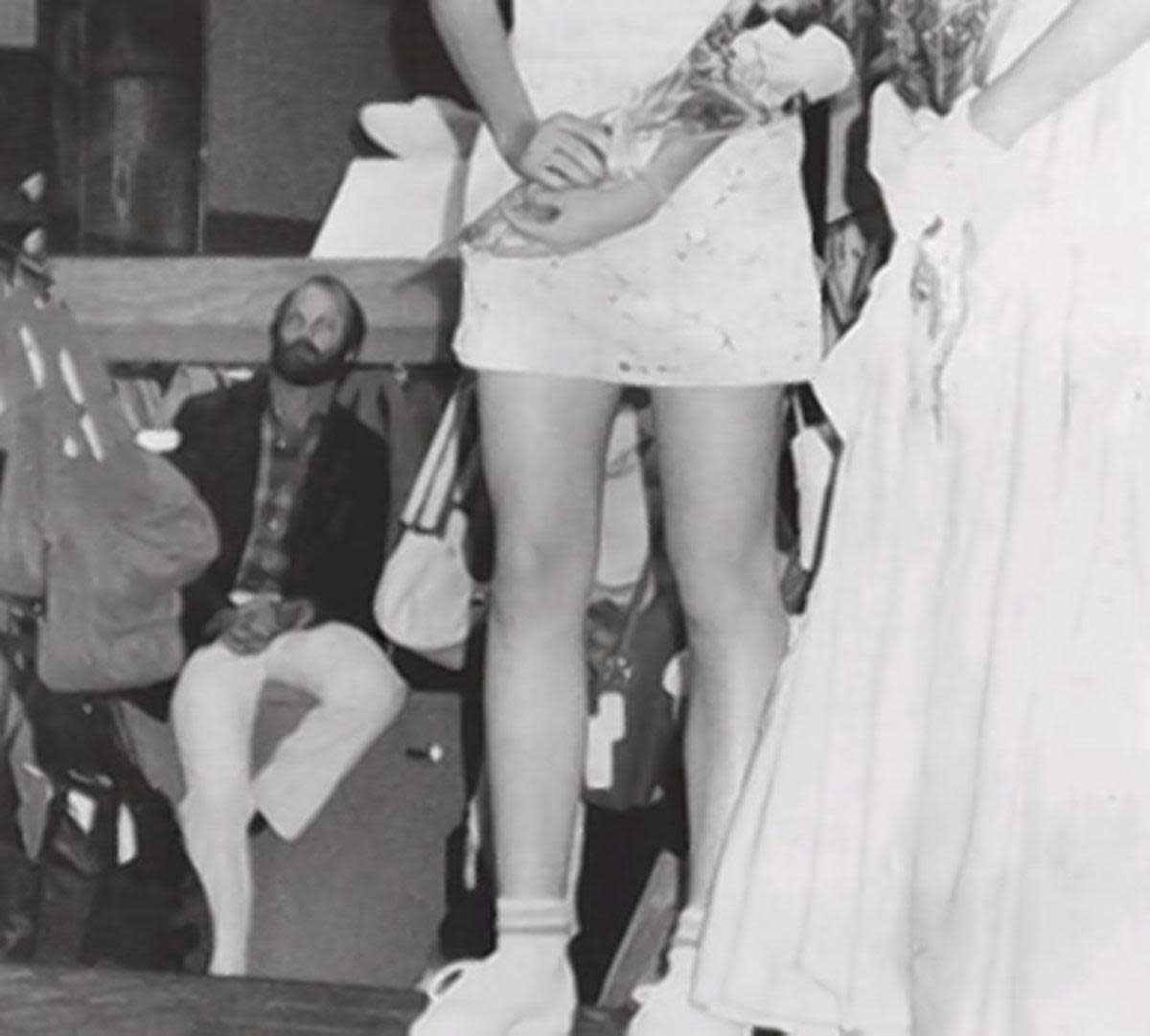 A photographer captures a picture of Christopher Wilder at a pageant shortly before Michelle Korfman's disappearance.