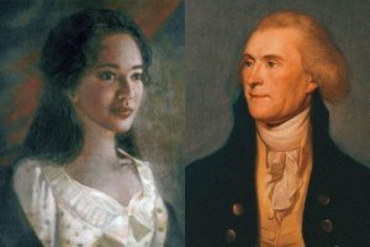 Hemings and Jefferson.