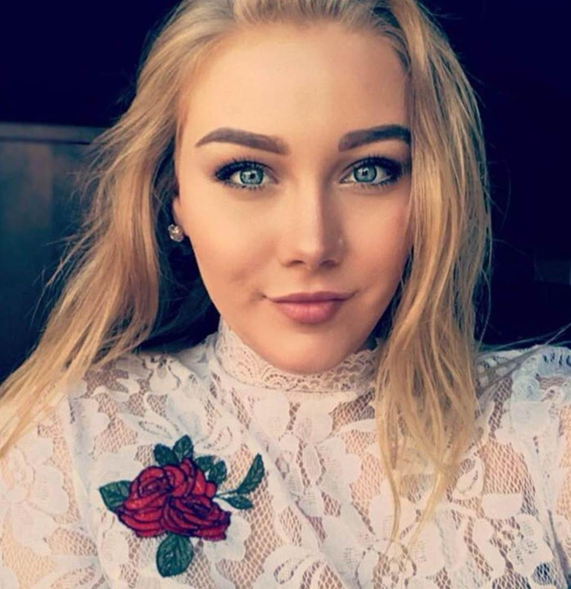 Police fear Corinna Slusser has been kidnapped into a sex trafficking ring.