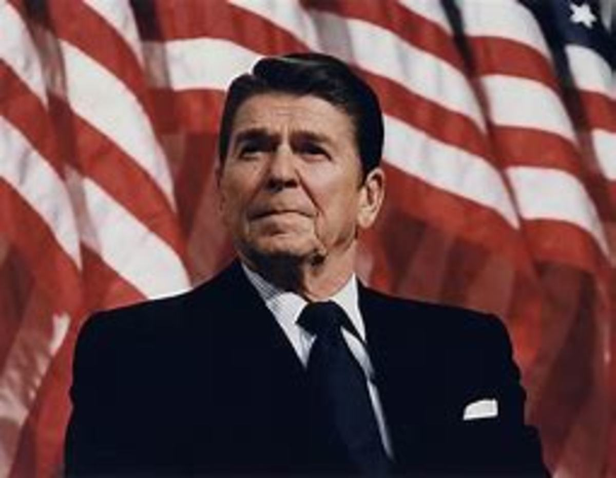 President Reagan Survived An Assassination Attempt And Still Defended Americans 2nd Amendment Rights.