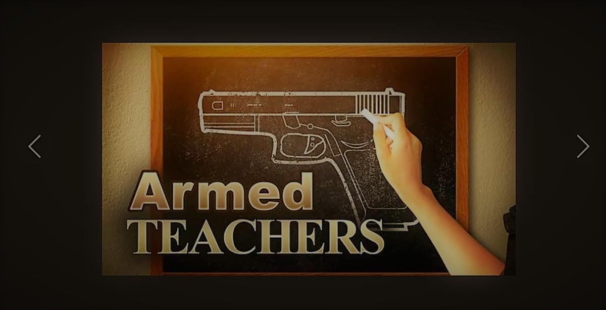 Would arming teachers solve the problem?