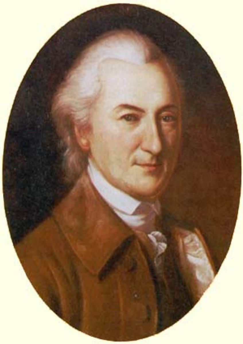 """American Founding father John Dickinson expressed the conservative lack of confidence in human reason when he said, """"Experience must be our only guide. Reason may mislead us."""""""