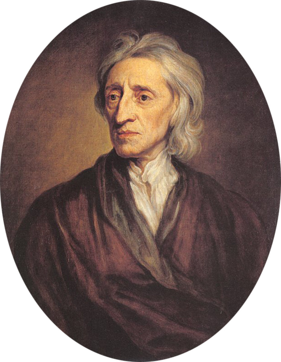 """The seventeenth-century English philosopher, John Locke, is often credited with being the """"Father of Classical Liberalism."""""""