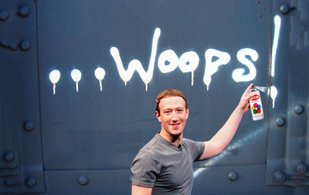 The man behind Facebook, the man behind the scandal