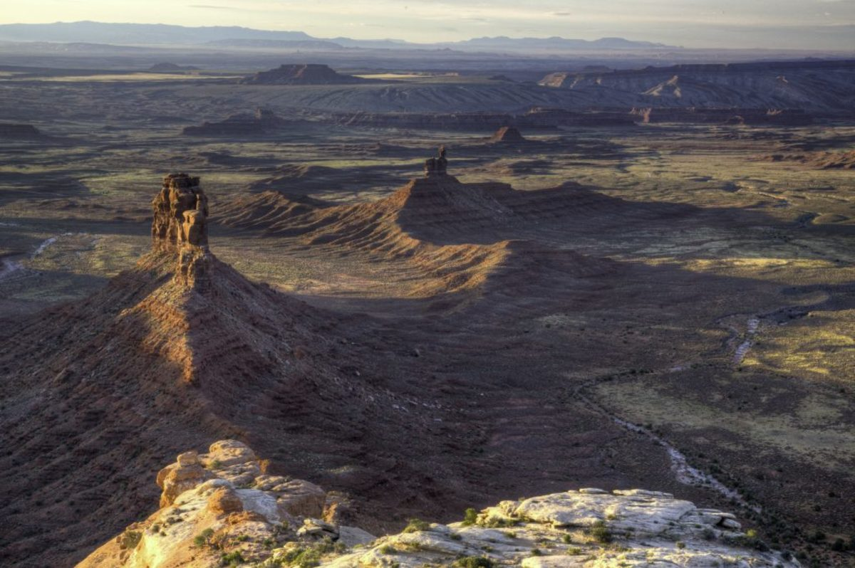 Valley of the Gods at Bears Ears National Monument
