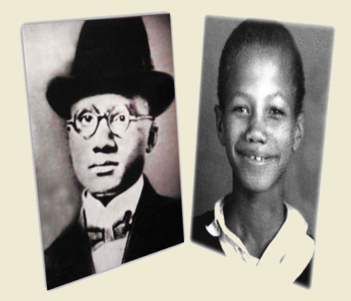 Earl Little and Malcolm X