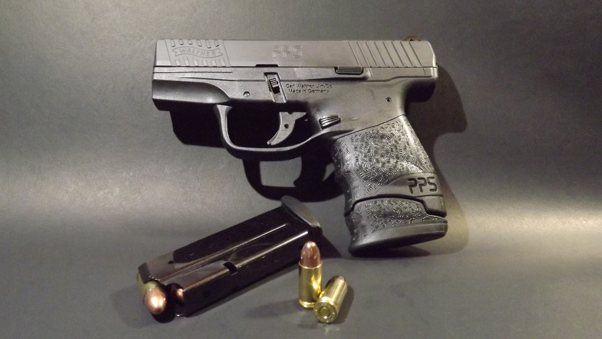 9mm With Magazine and Ammo