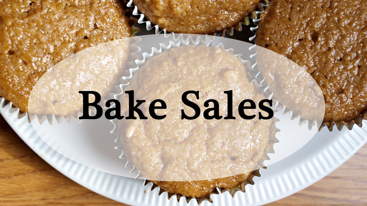 Everybody loves a bake sale and they are a great way to make some money for the church youth.