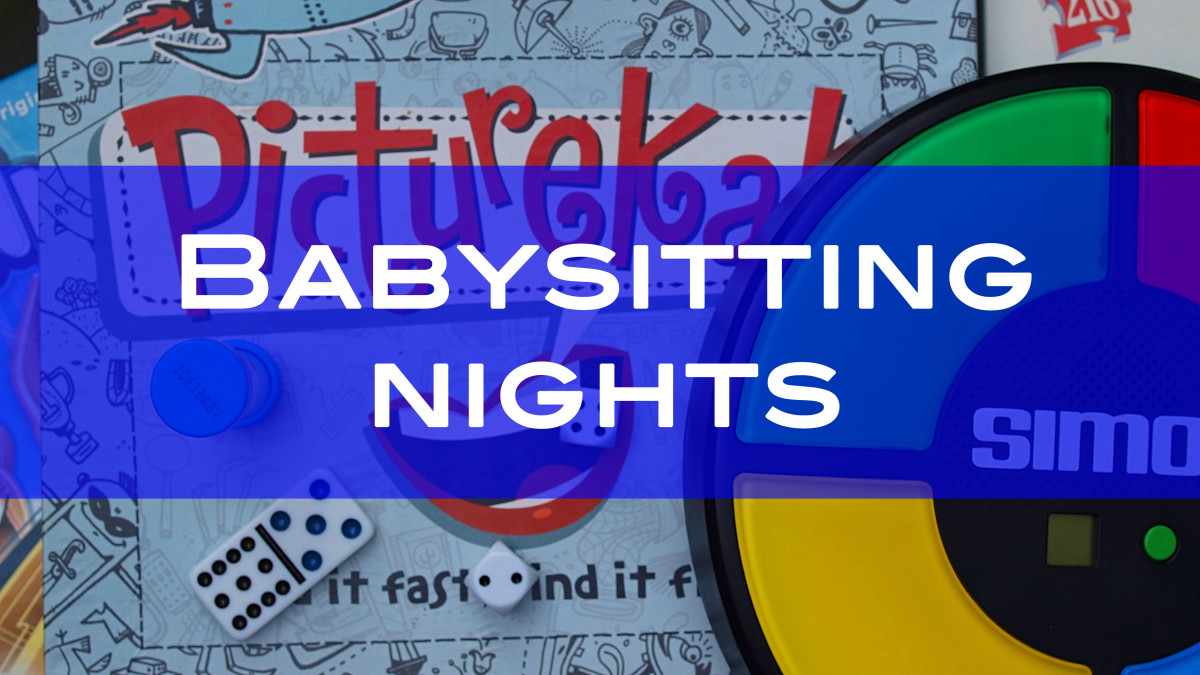 Parents love babysitting night fundraisers.  It's the perfect time for a parent's night out!