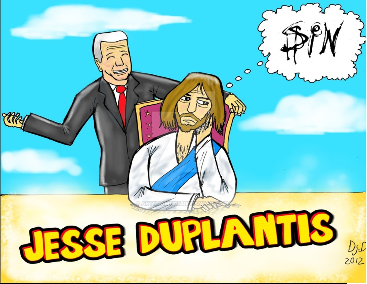 Can you help Jesse Duplantis pay for a new jet?