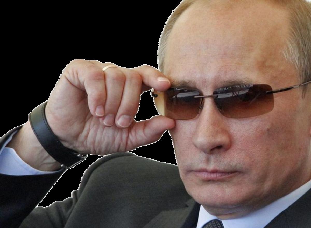 who-is-vladimir-putin