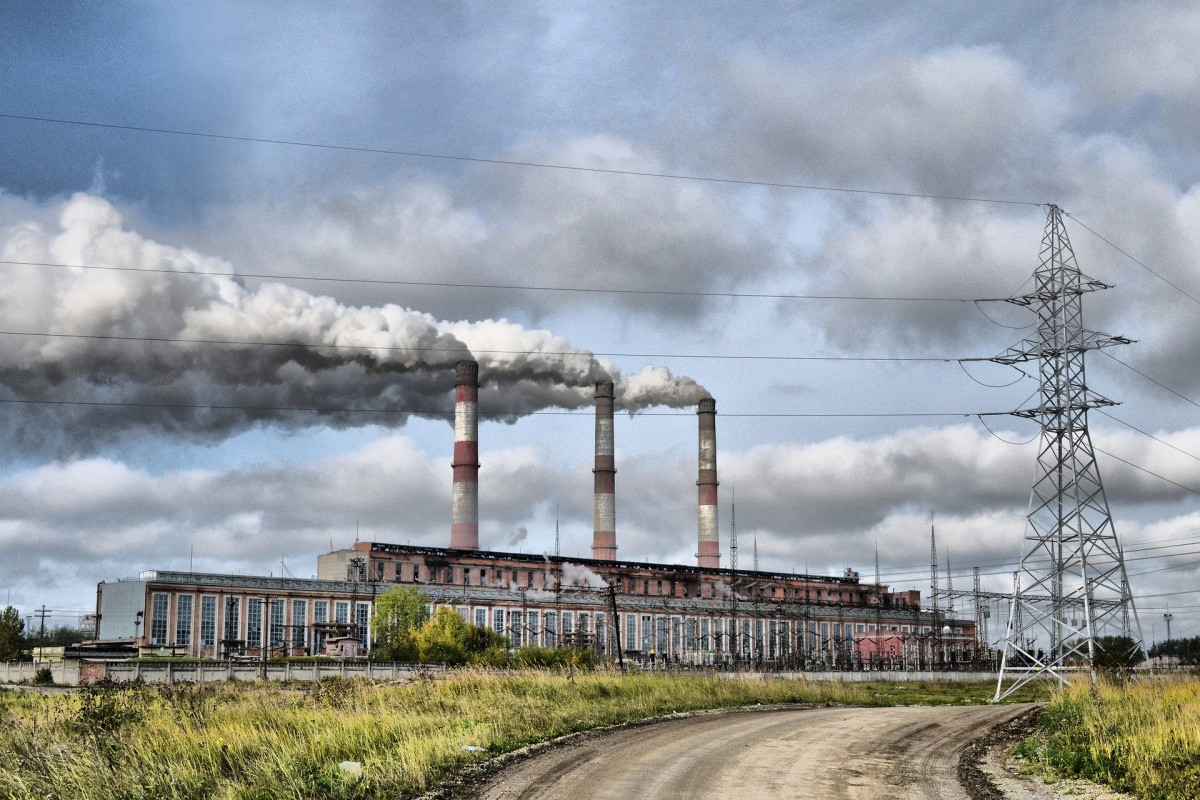 Stationary Sources of Air Pollution: Factories