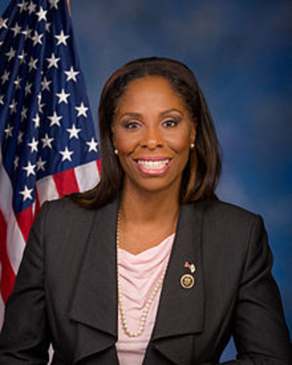 Stacey Plaskett, Representative from the US Virgin Islands