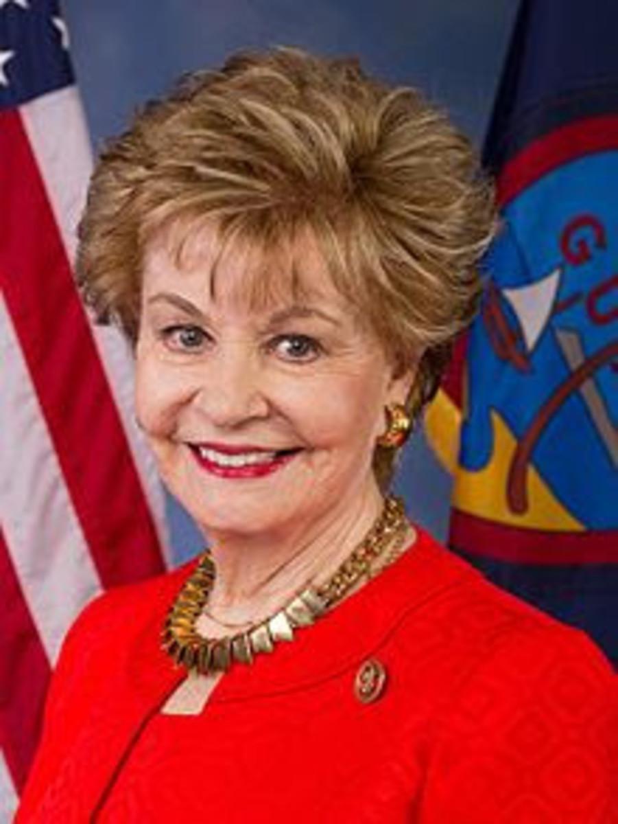 Madeleine Bordallo, Delegate to House of Representatives from Guam