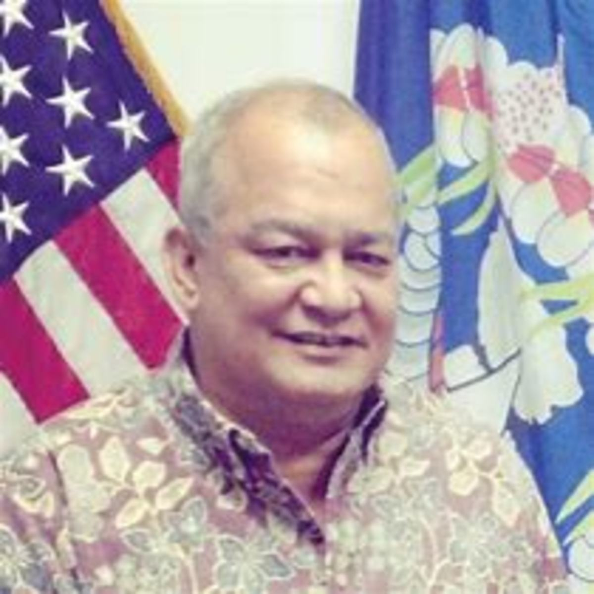 Northern Mariana Islands' Representative Gregorio Sablan