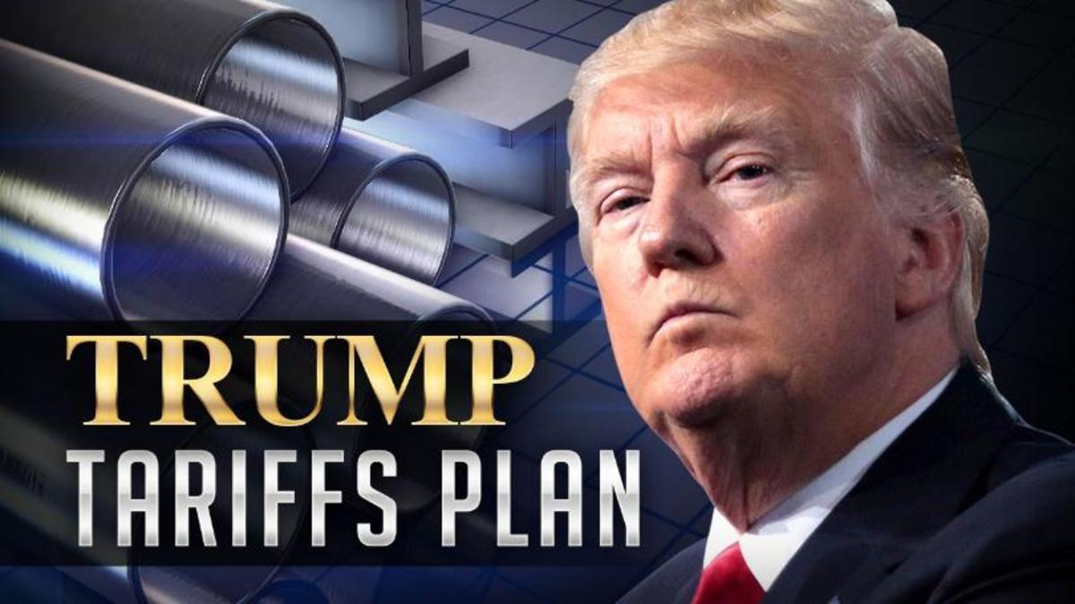 Trump is starting a trade war.