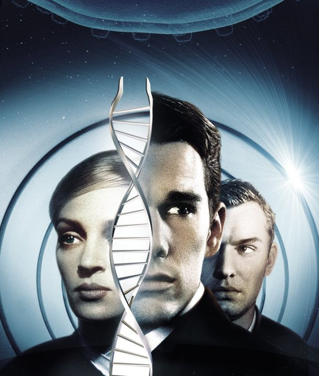 """The movie """"Gattaca"""" envisions a future world inhabited by genetically engineered people where those who aren't are considered invalid."""