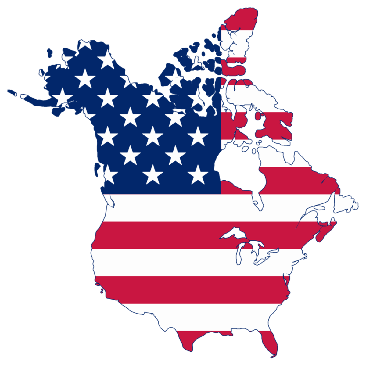 Throughout the years, there has often been talk of joining Canada and the United States—often through annexation, from the U.S. perspective.