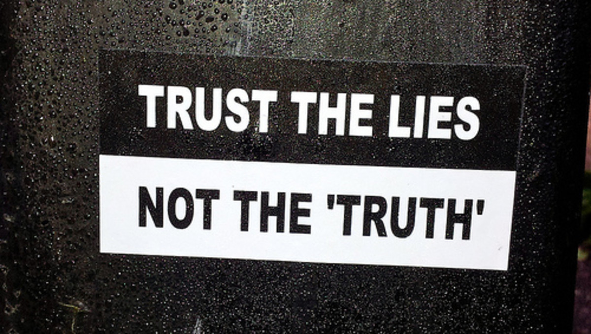 How can we know what information to trust?