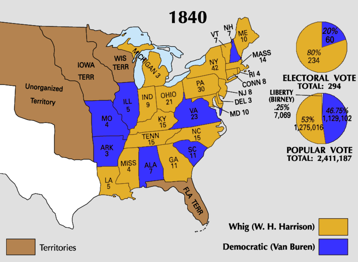 Election of 1840.