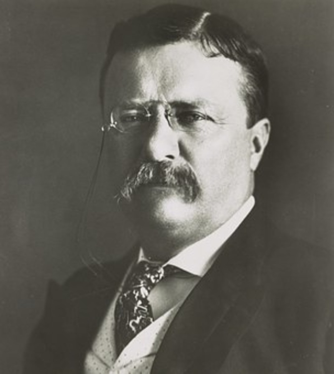 President Theodore Roosevelt, 26th U.S. President