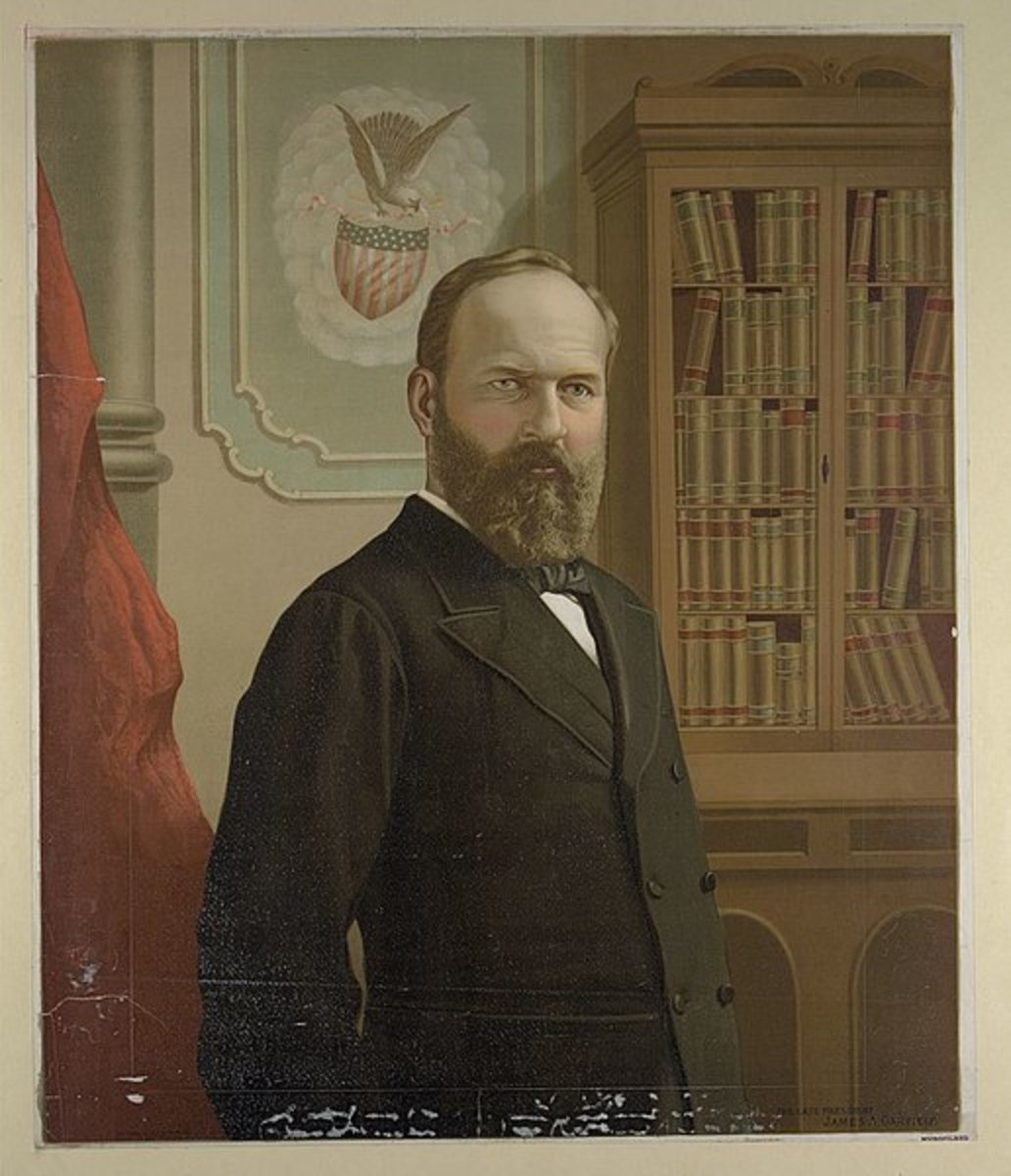 President James Garfield, 20th U.S. President