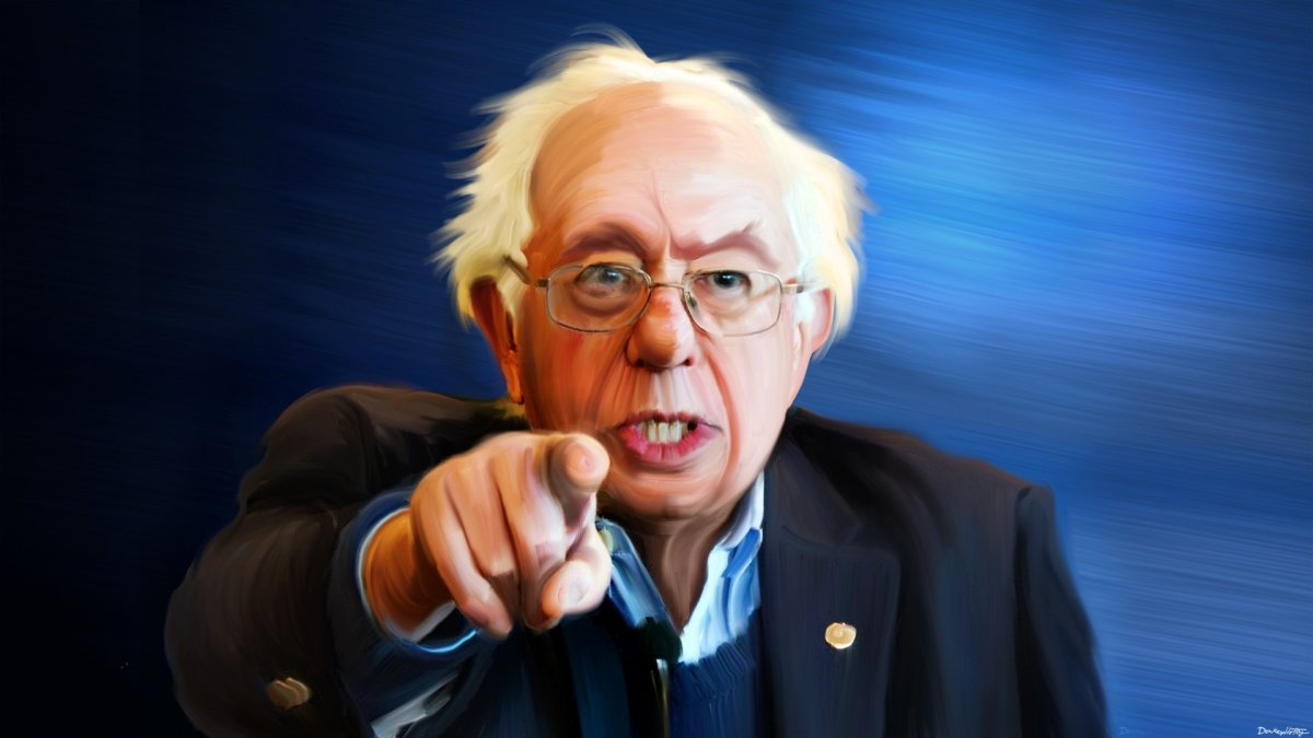 Bernie Sanders leads Socialist wing of Democratic Party.