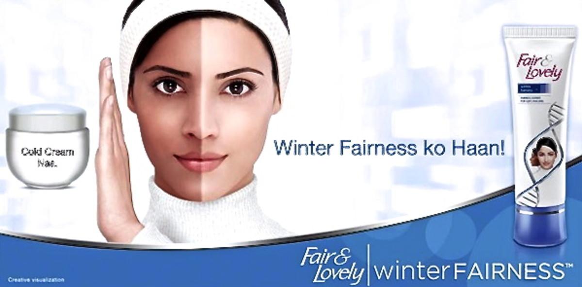 Skin-Bleaching Promotion