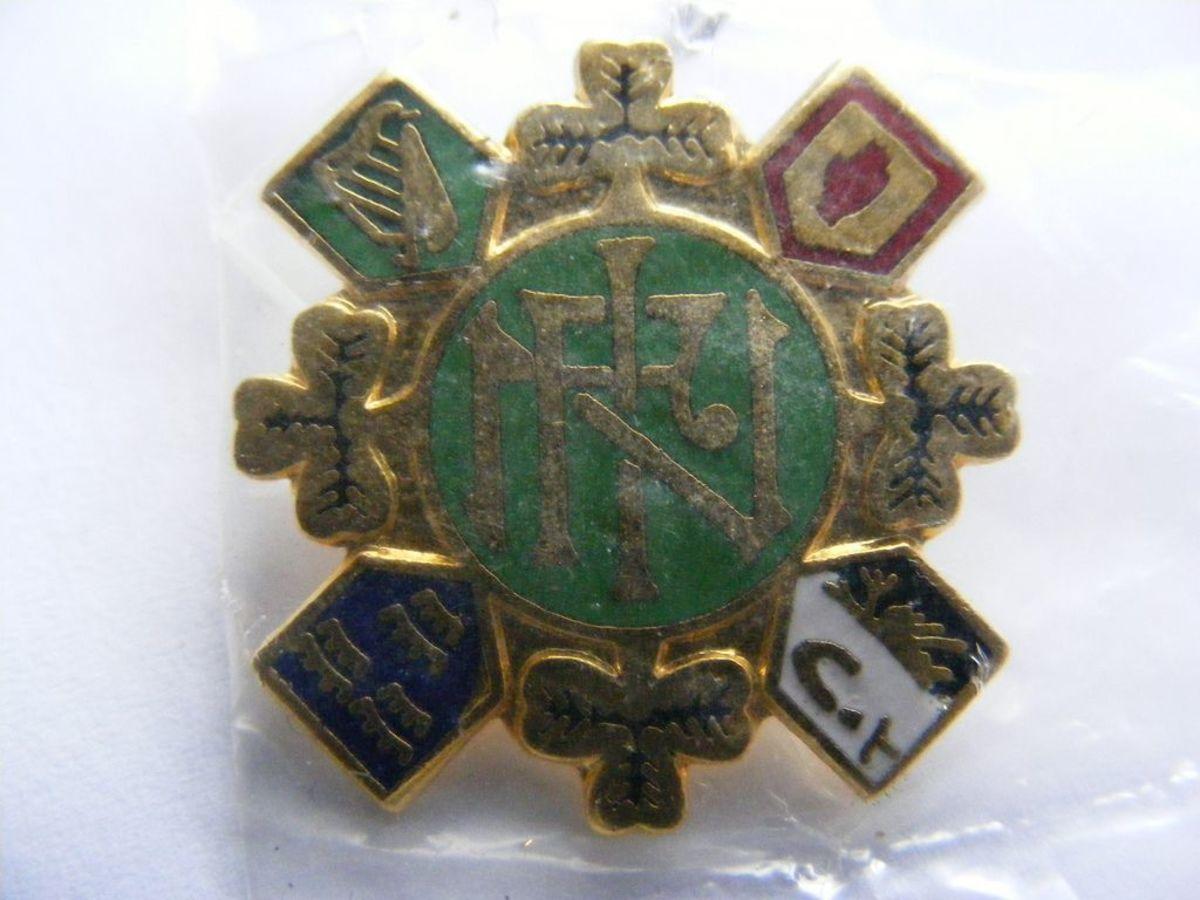 An INF medal