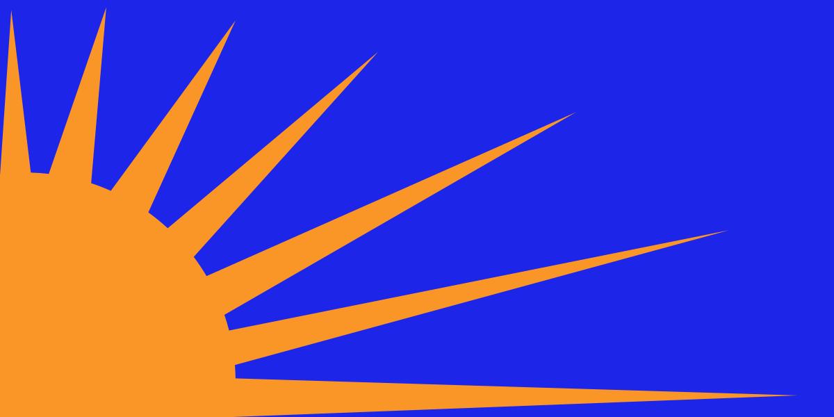 The Sunburst flag is closely associated with Na Fianna Éireann, the Republican Youth movement