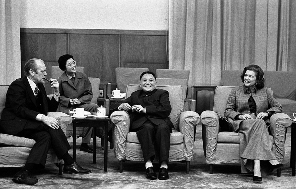 Small in stature, Deng Xiaoping was admired globally for his vision of creating a more democratic China.