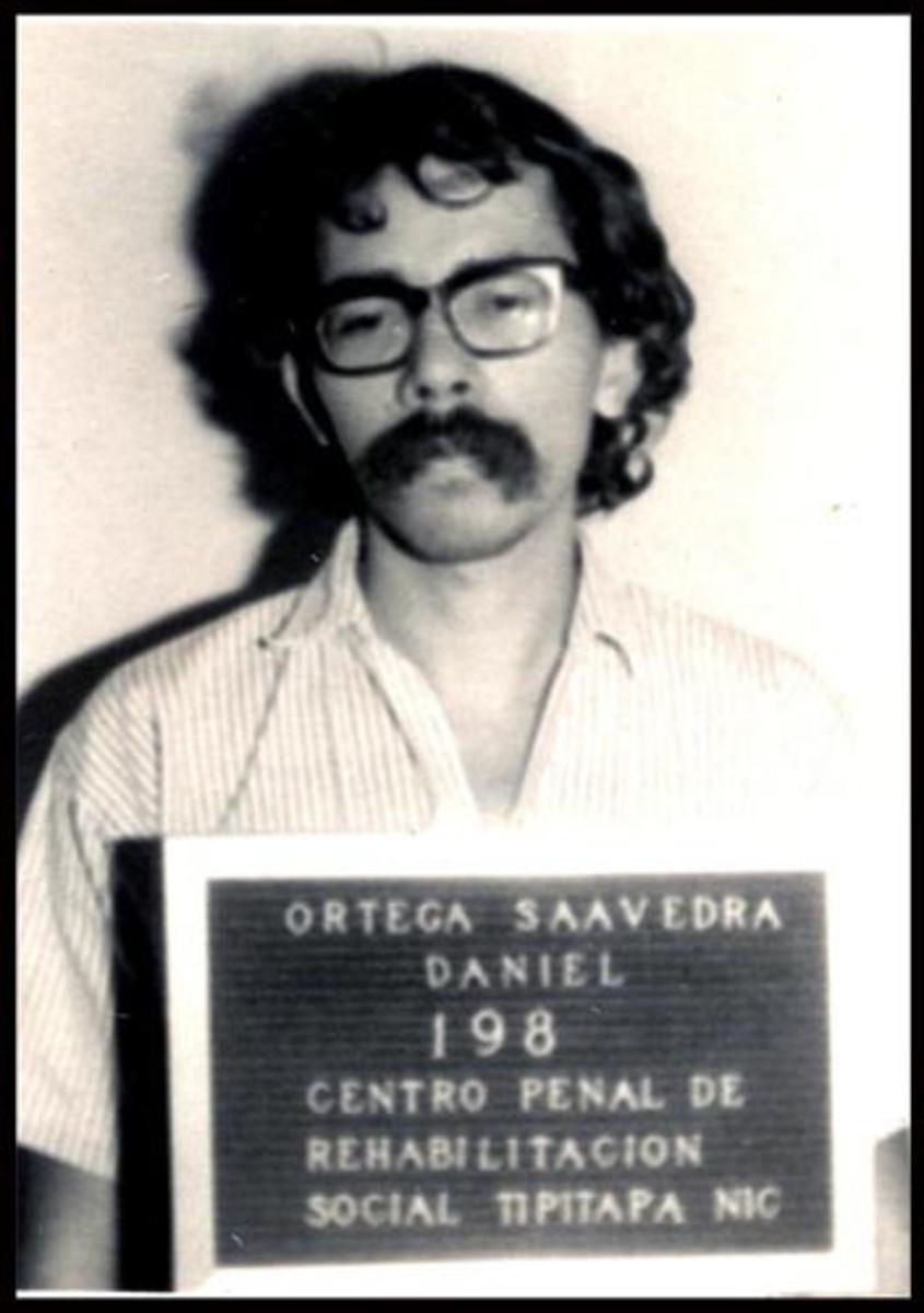 Daniel Ortega arrest record