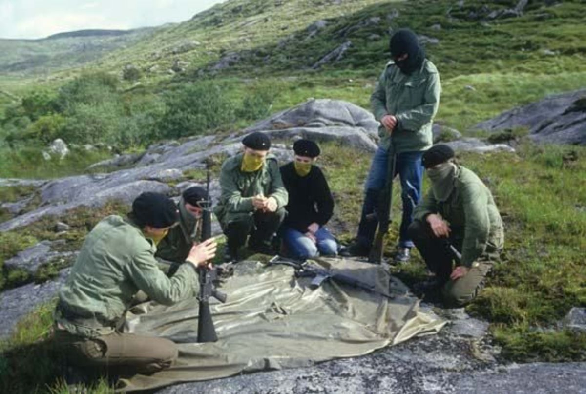 IRA active service unit