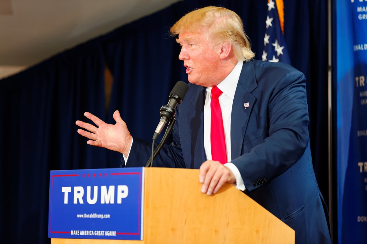 Donald Trump has violated campaign finance laws.