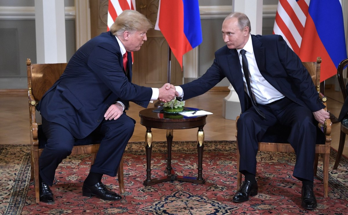 Trump publicly urged Russia to interfere in the 2016 election.