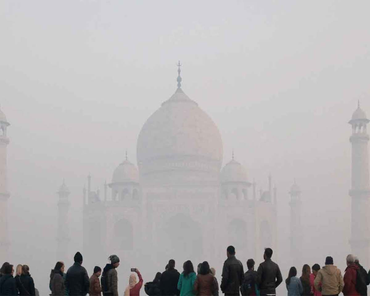 India's pollution control policies unlikely to improve air quality: Study Sunday, 31 March 2019 | PTI | London