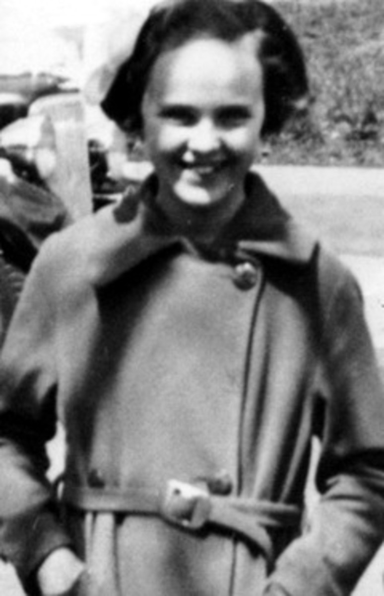 Elizabeth Short age 16