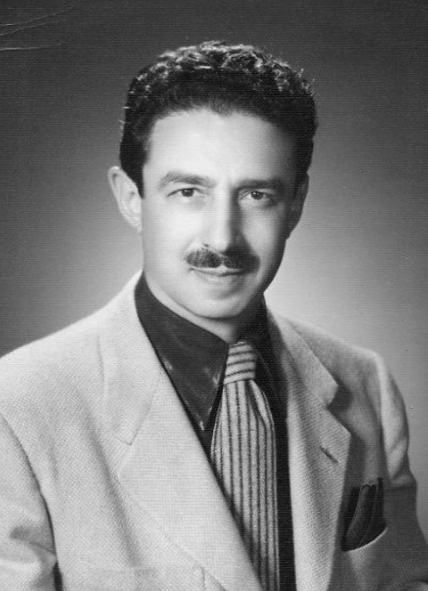 Dr George Hodel
