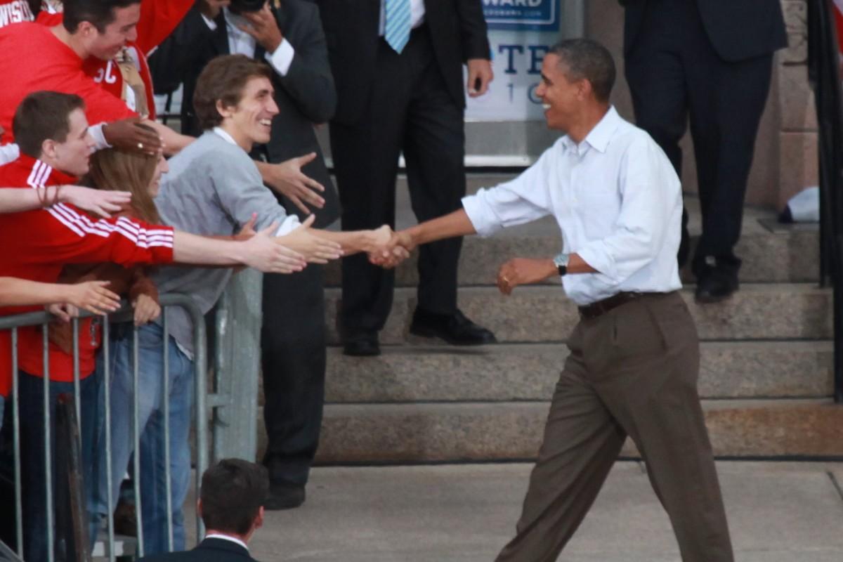 Democrats were in a virtual euphoria when Obama was elected.