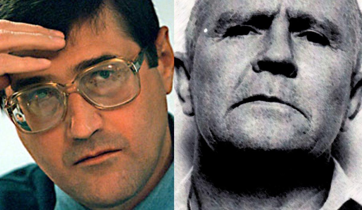 Eugene de Kock and Dirk Coetzee, Apartheid South Africa's elite death-squad murderers