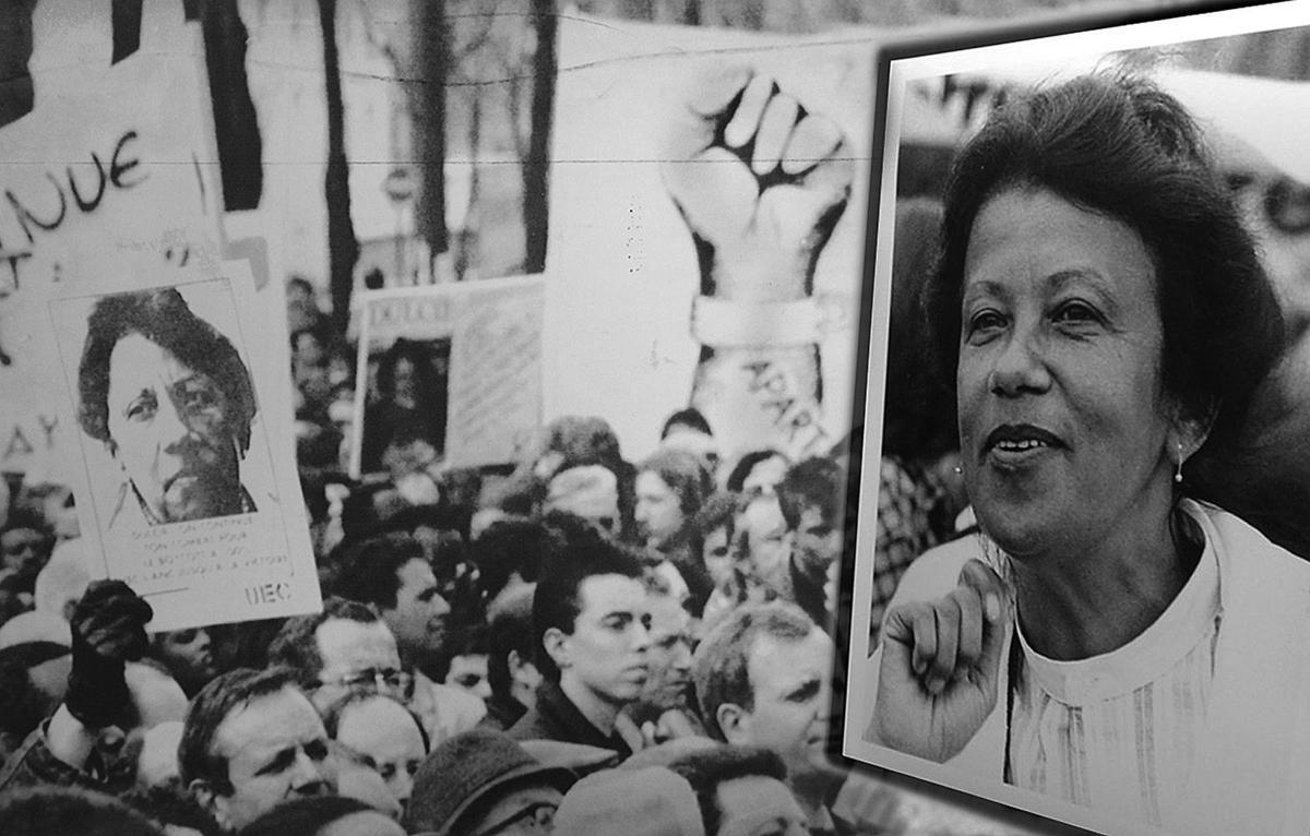 Dulcie September, an anti-apartheid hero, was assassinated by the Vlakplaas unit death-squad.