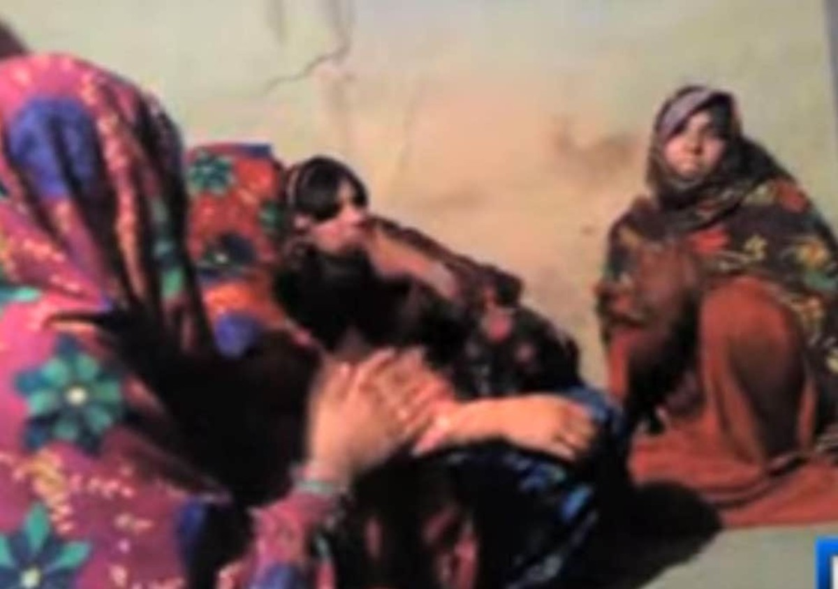 Four Kohistani girls were mercilessly murdered in the name of honor.