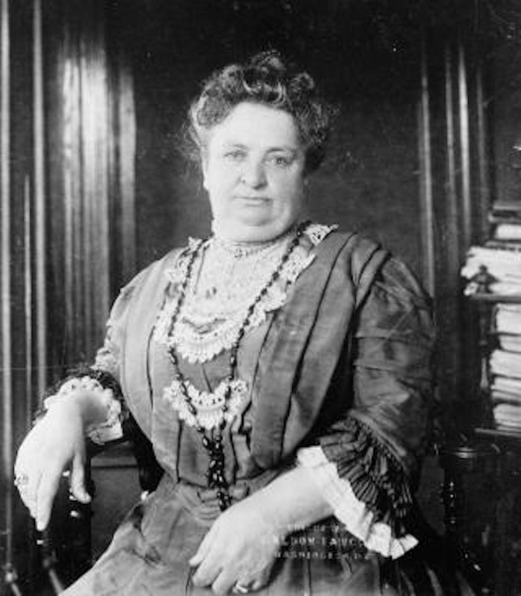 J. Ellen Foster - Women's Right to Vote