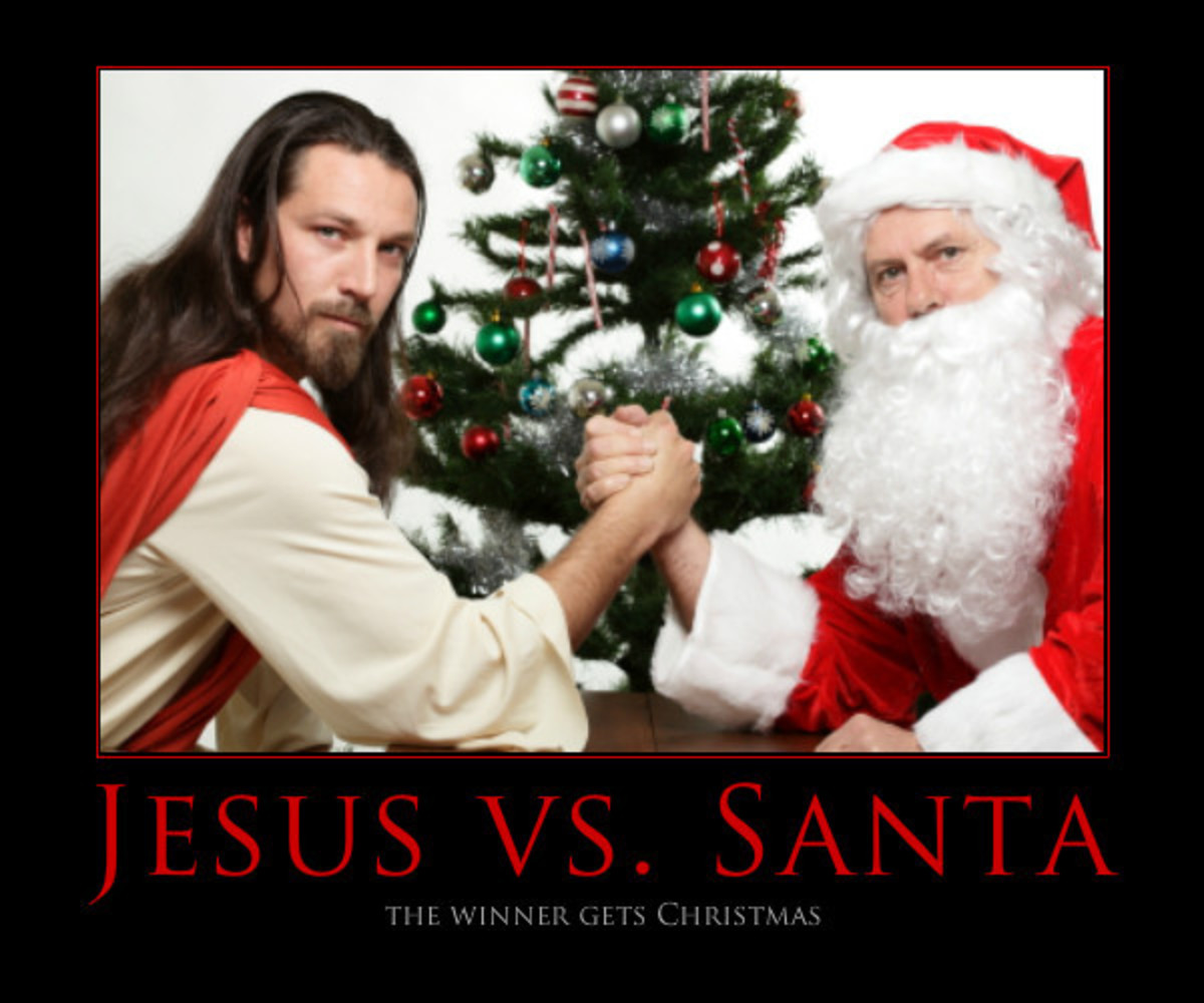 Who does Christmas really belong to?
