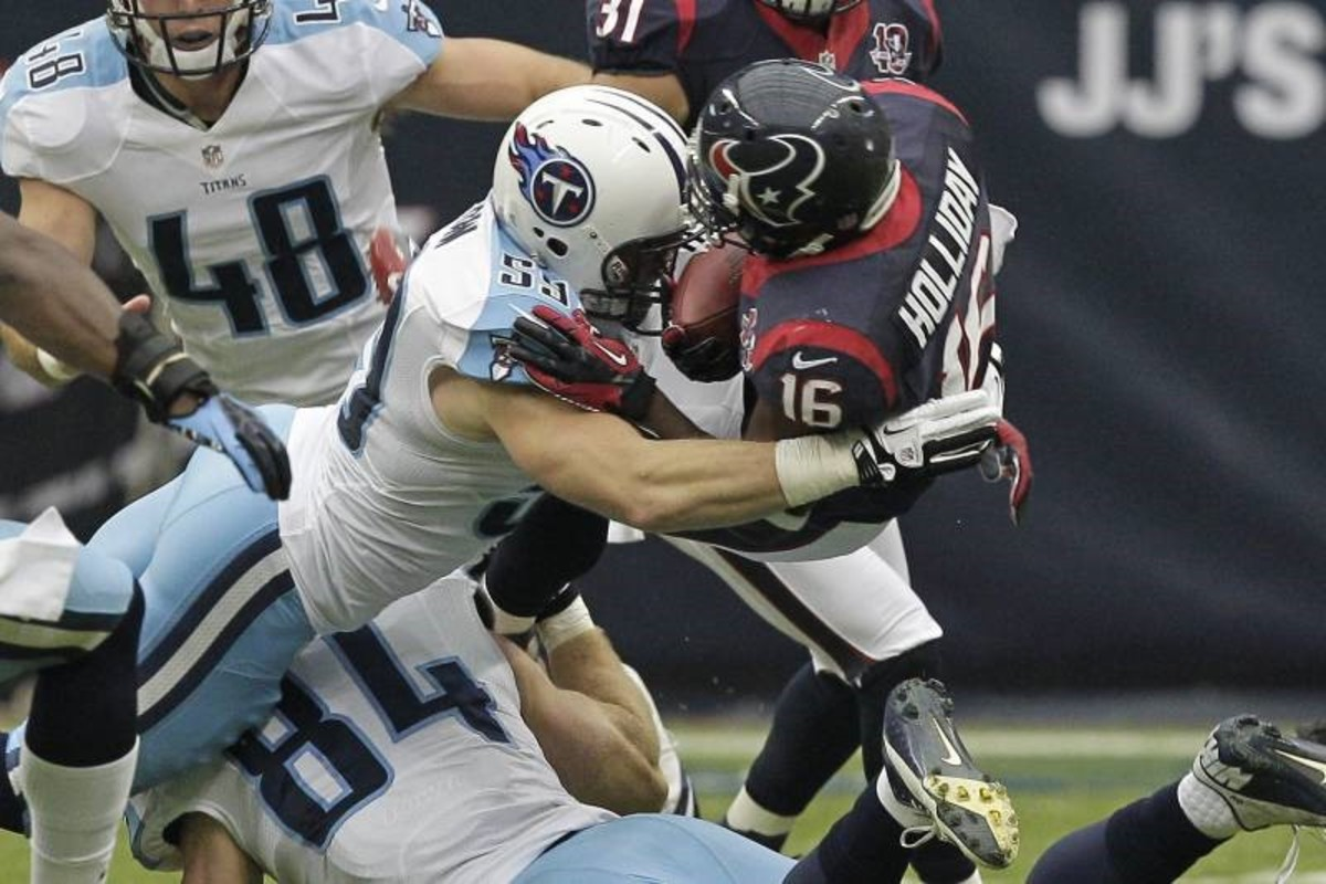 The NFL is widely considered the most physical sports league in North America.