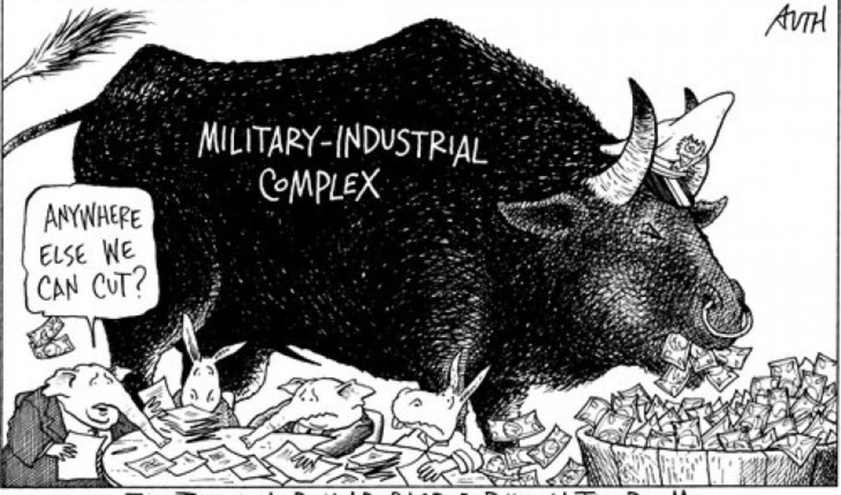 Military-Industrial Complex Excess