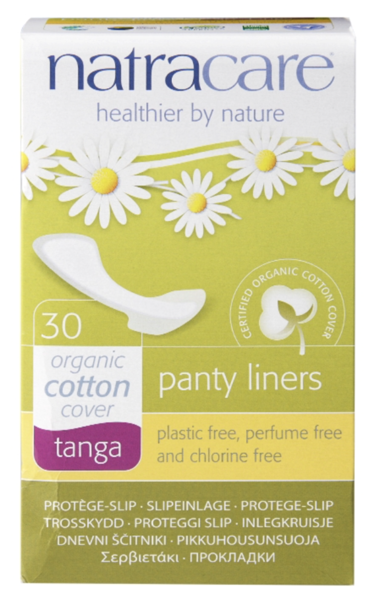 Natracare pads provide a cheap and effective alternative to plastic based products that may last hundreds of years.  Similar items from other companies now exist.