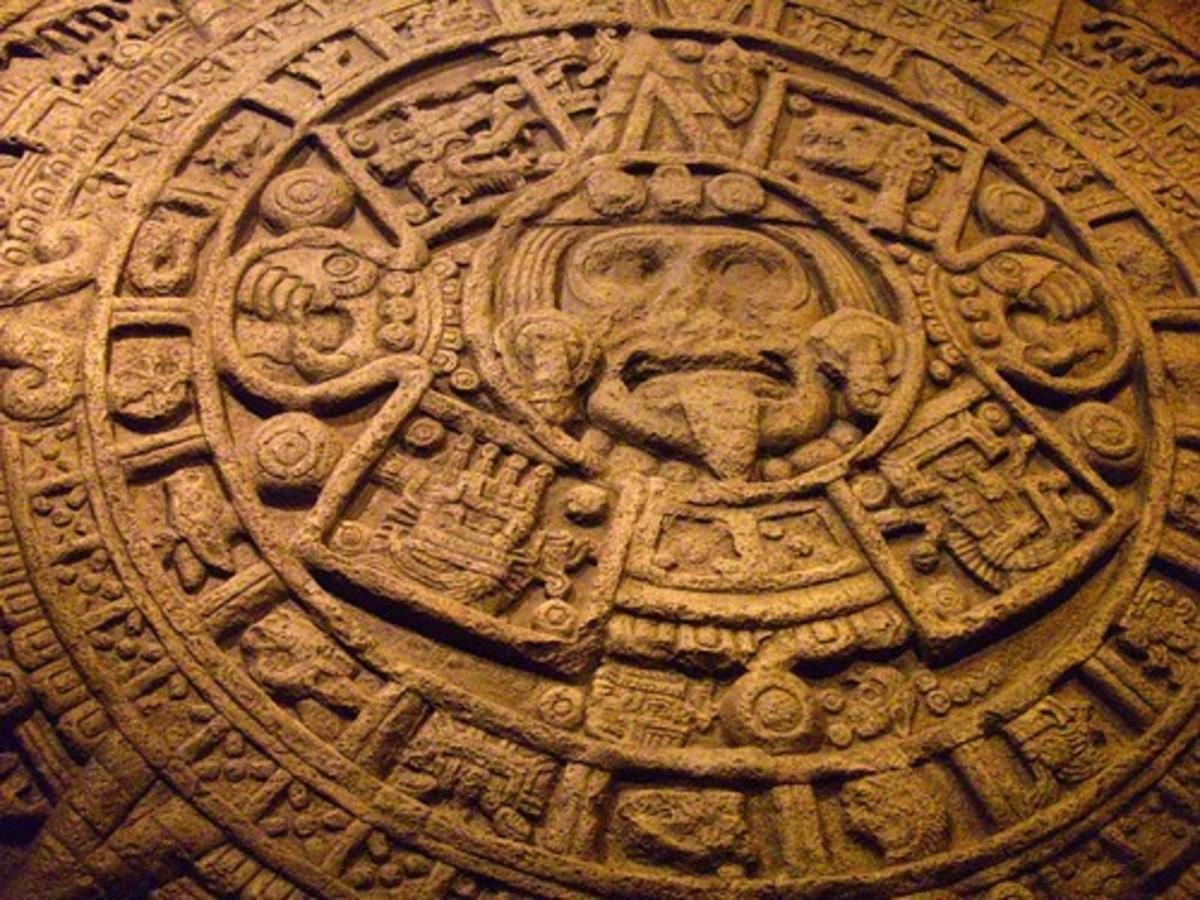 The Mayan calendar.