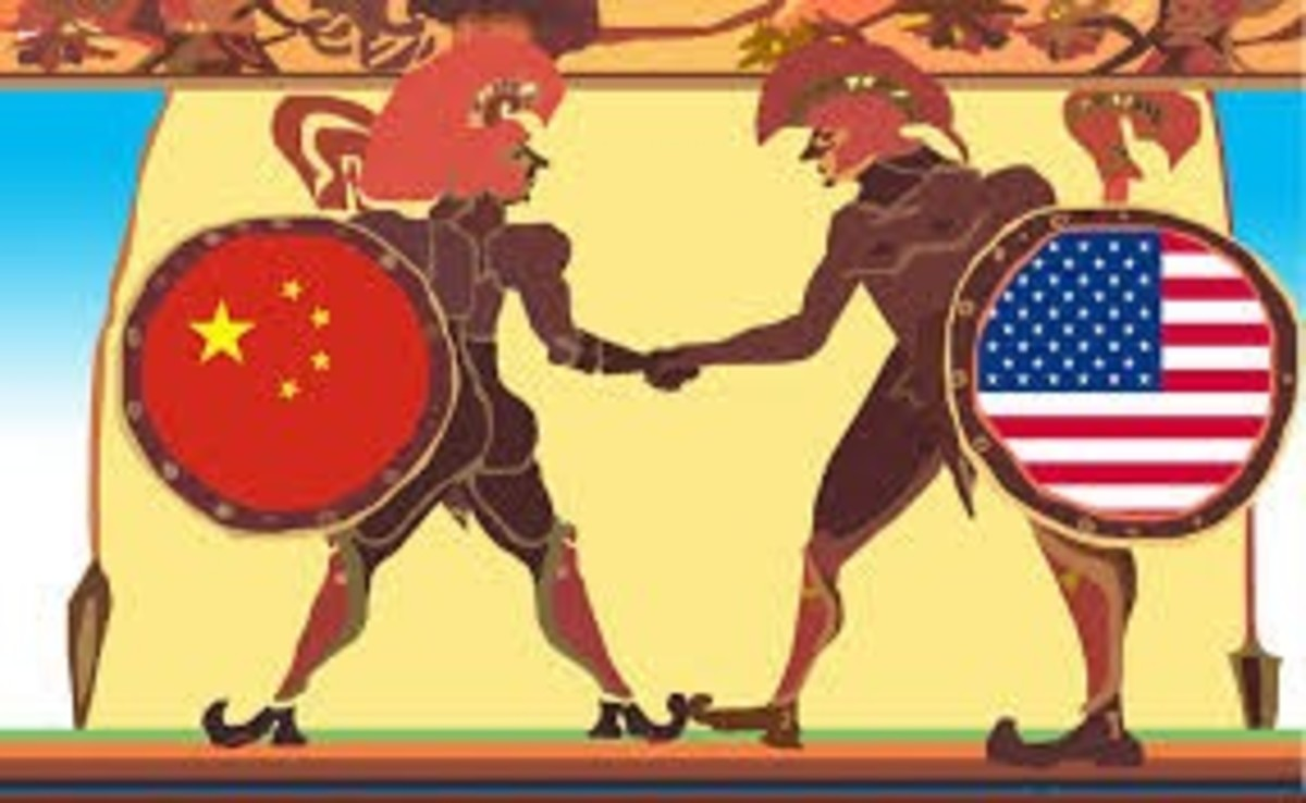 The Incredible Benefits of a US and China Alliance