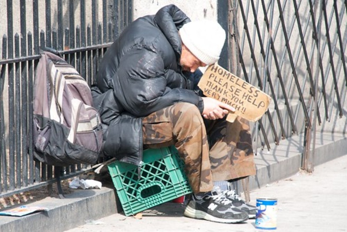 A Guide to Homelessness